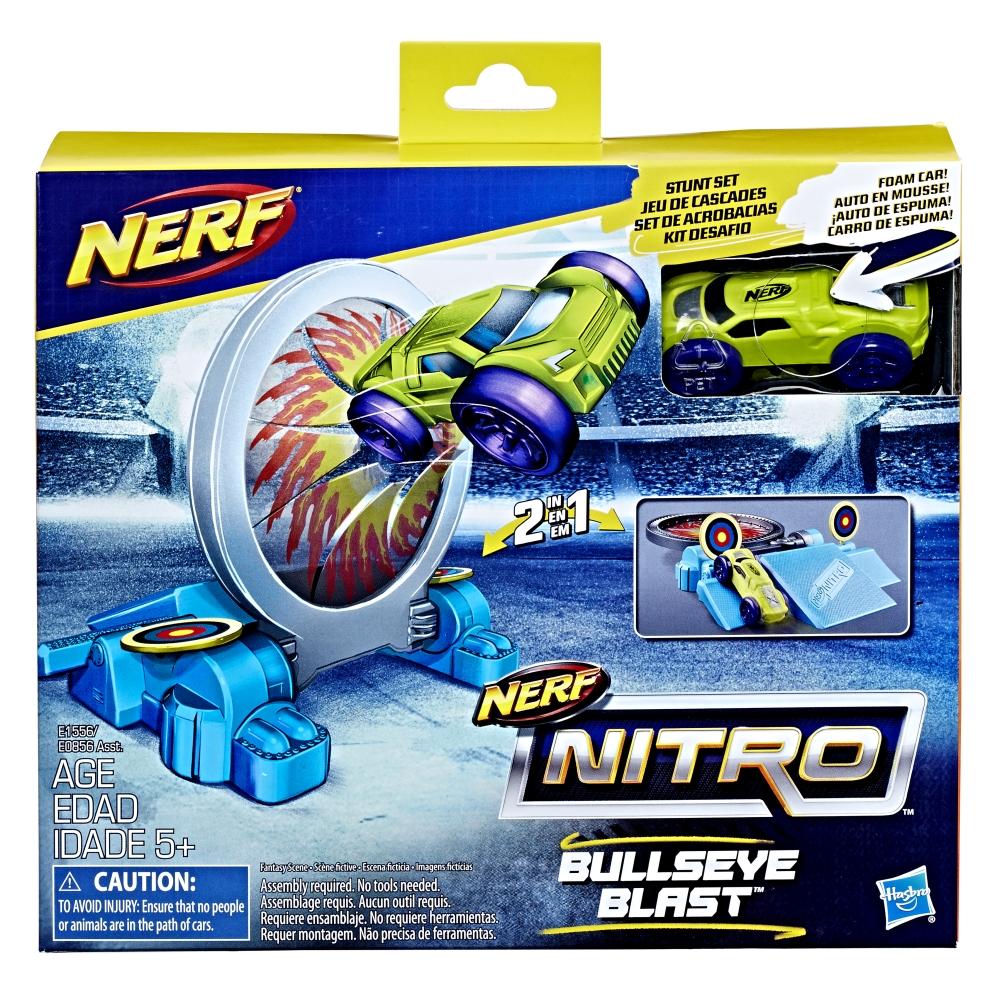 Nerf Nitro náhradní autíčko dvojitá akce