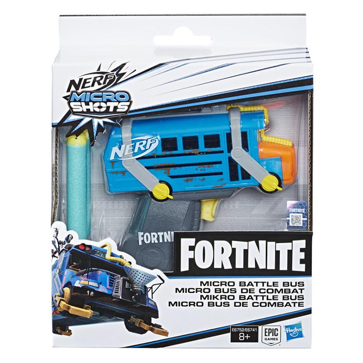 Nerf Microshots Fortnite blástr AST