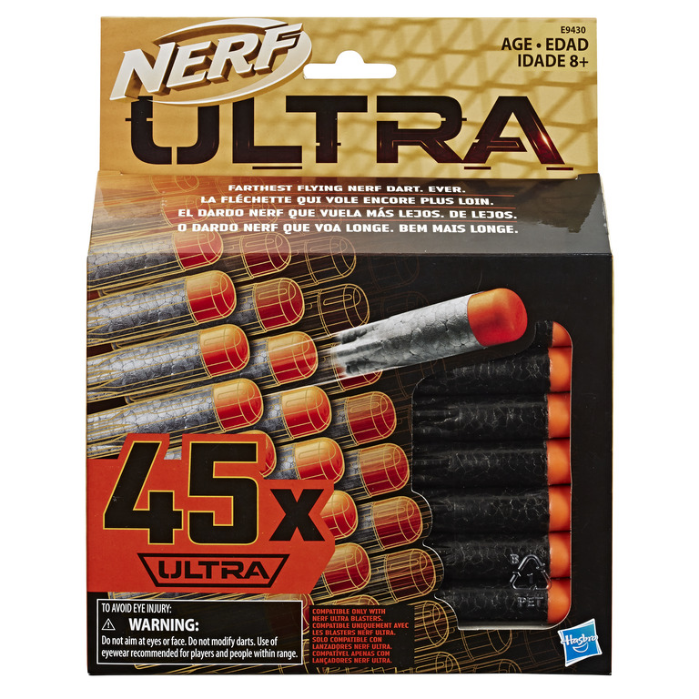 NERF ULTRA 45 šipek