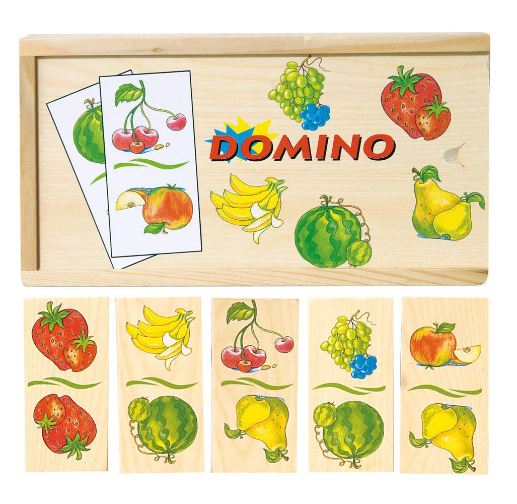 Domino ´´Ovoce´´
