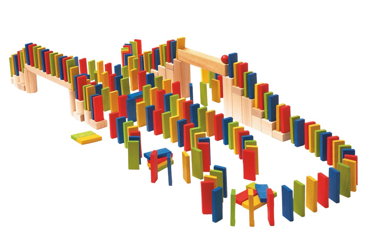 Domino ´´Rally´´, 200 dílů