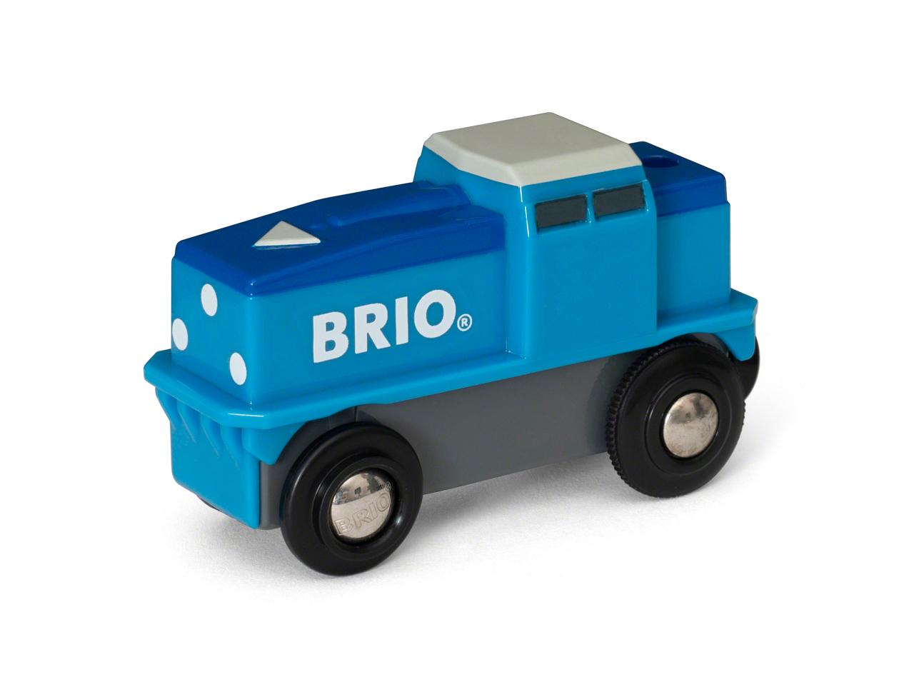 Nákladní lokomotiva na baterie