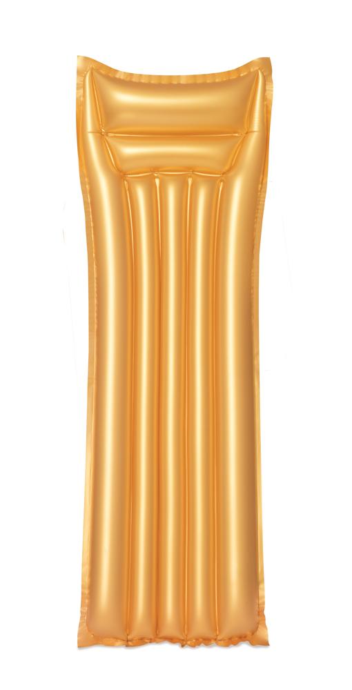 Nafukovací lehátko Gold, 183x69cm