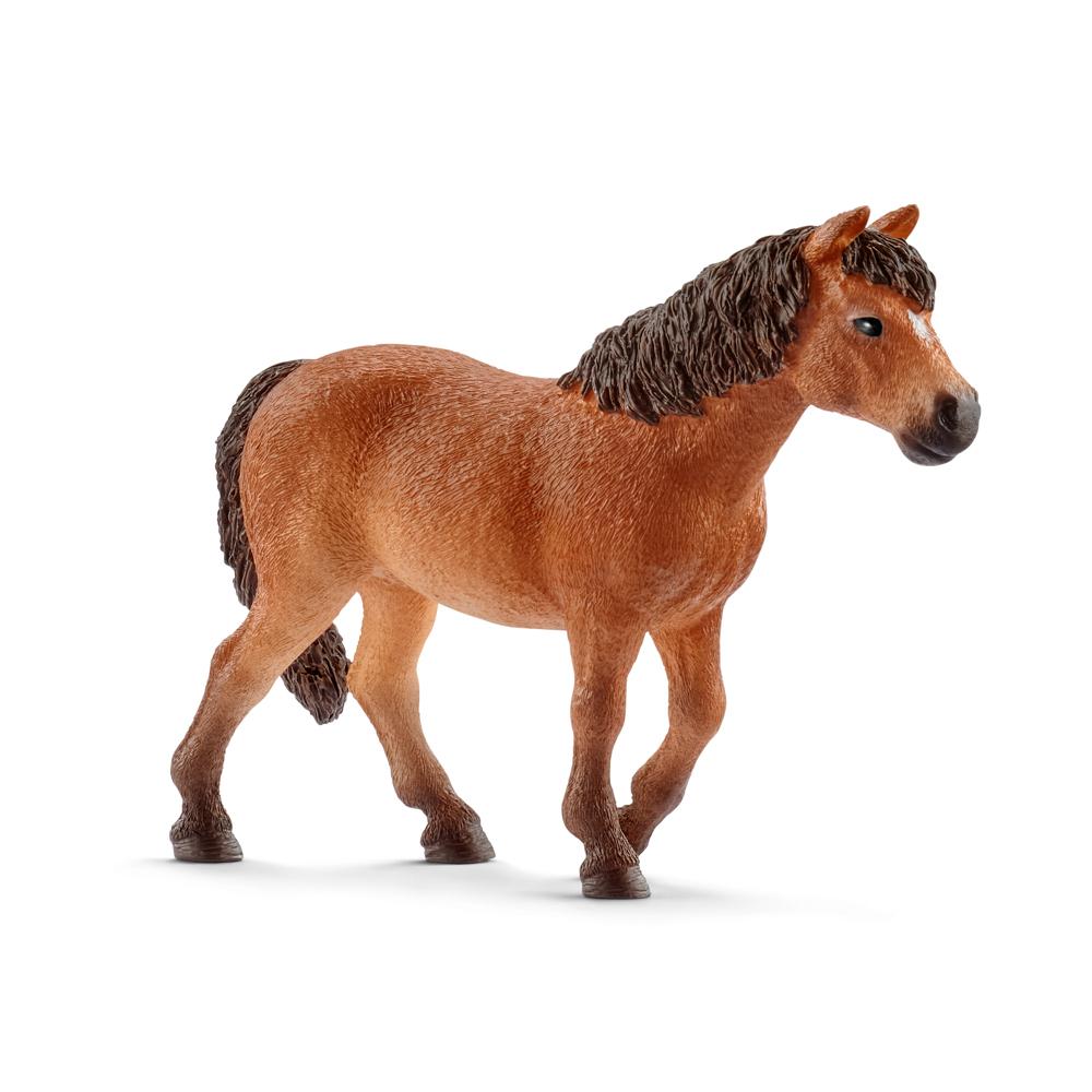 Zvířátko - dartmorský poník kobyla