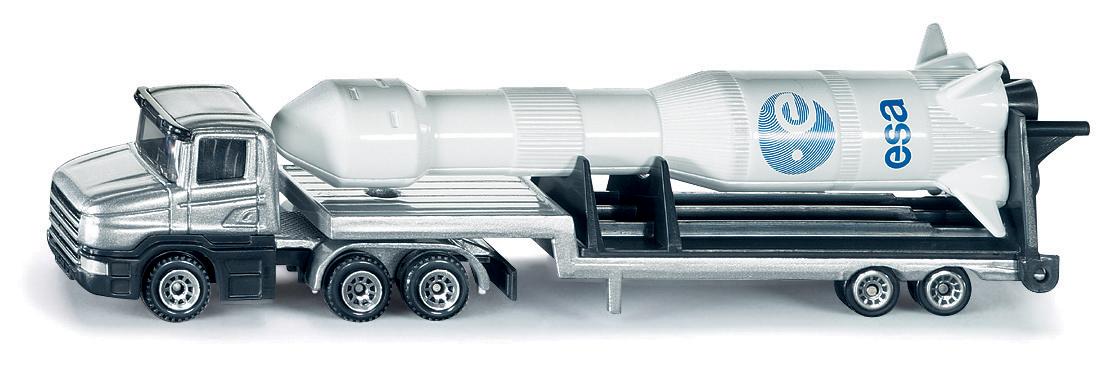 SIKU Blister - Podvalník s raketou