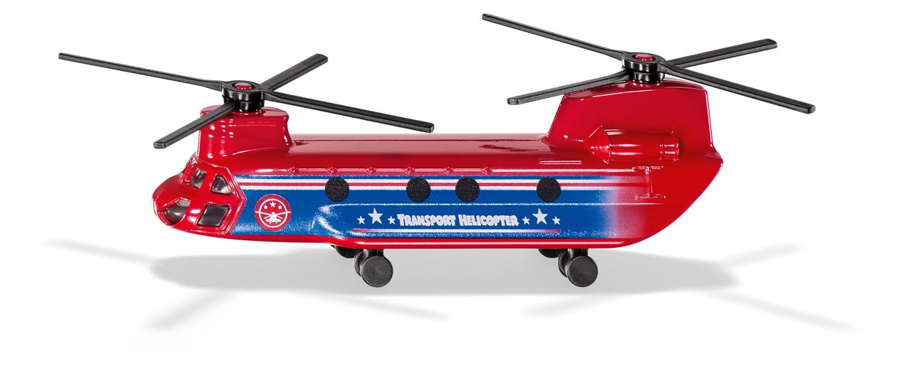 SIKU Blister - dopravní vrtulník