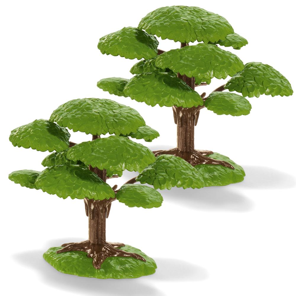 SIKU World - stromy listnaté