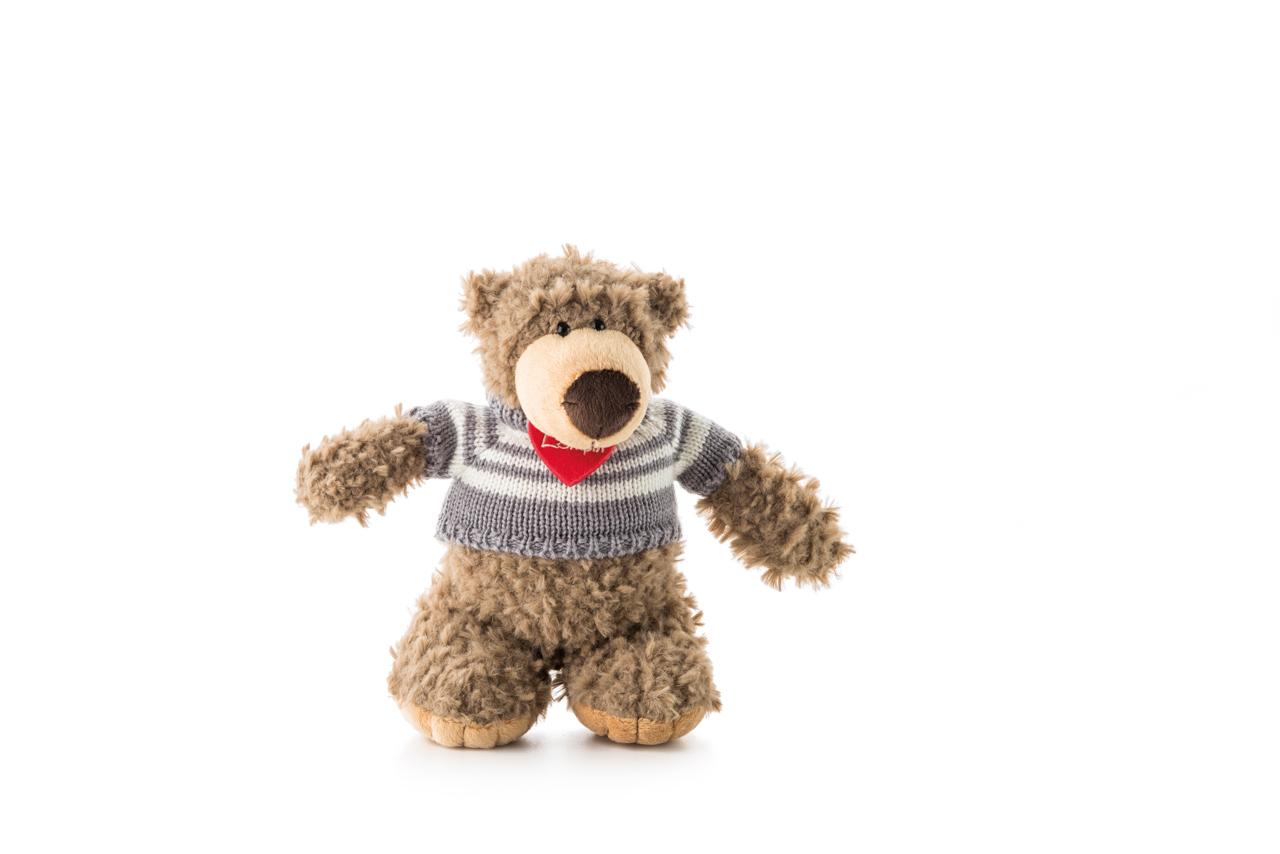 Medvěd Denis ve svetru, malý