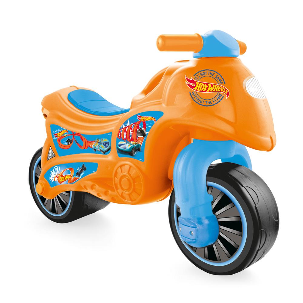 Odrážedlo motorka Hot Wheels