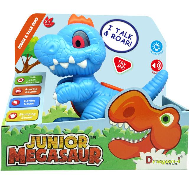 Junior Megasaur: dětský dinosaurus se zvukem