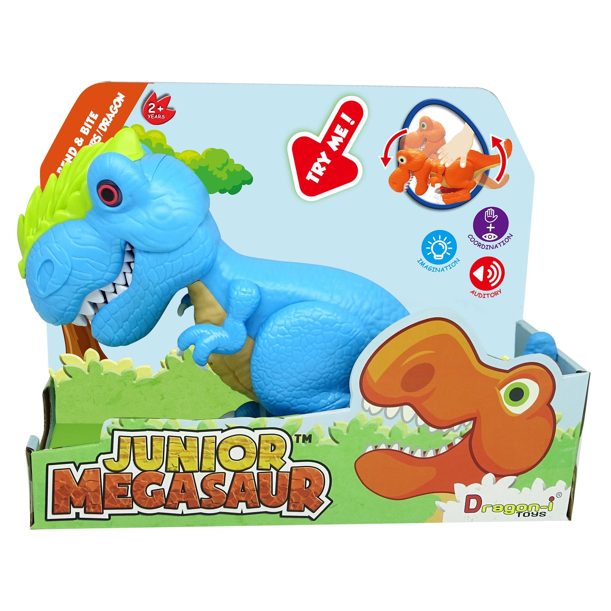 Junior Megasaur: T-Rex -modrý