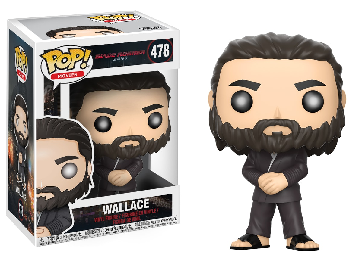Funko POP Movies: Blade Runner 2049 - Wallace