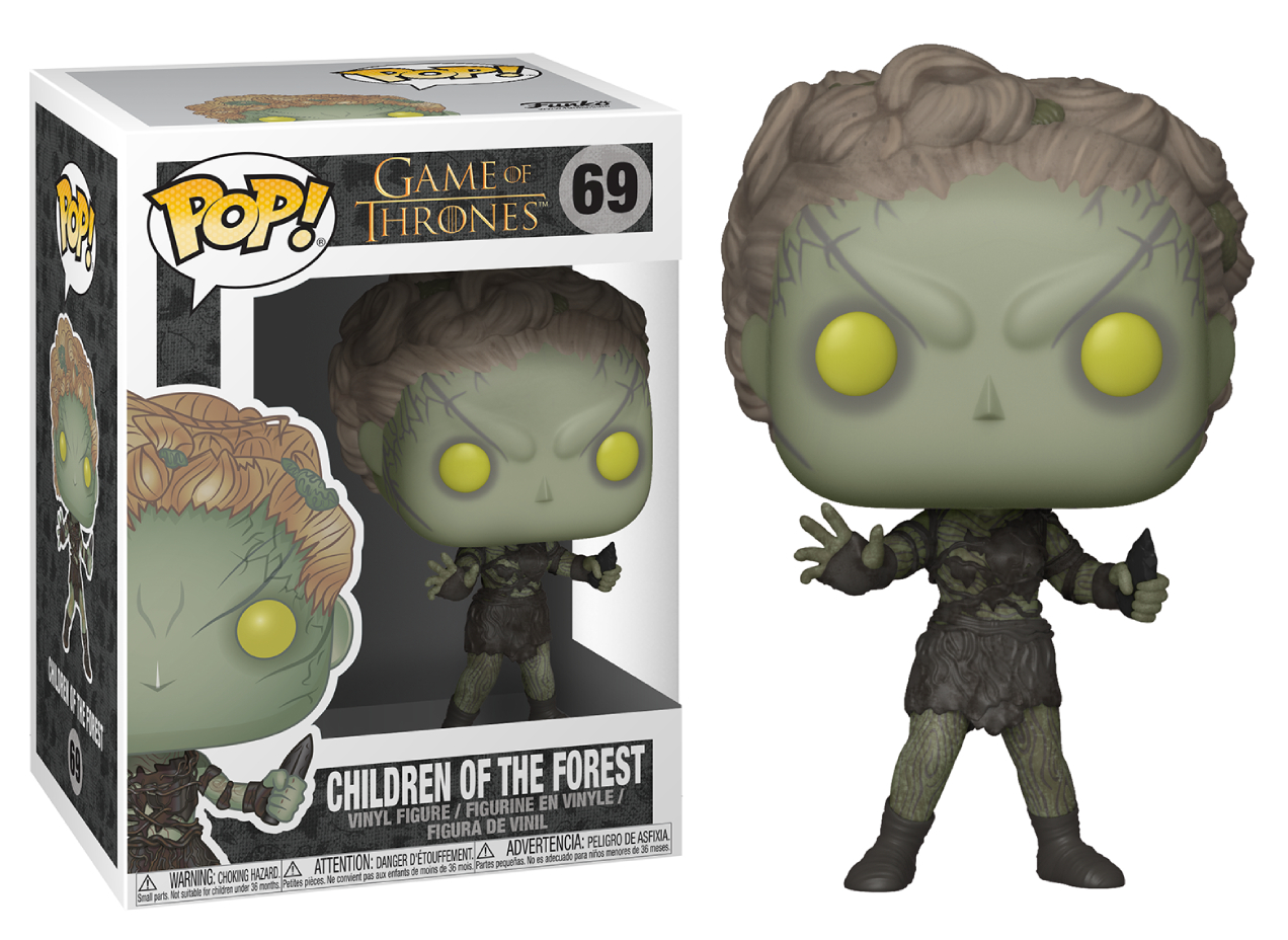 Funko POP TV: Game of Thrones S9 - Children of the forest
