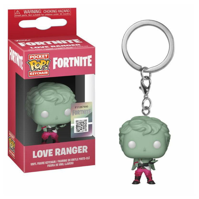 Funko Pop Keychain: Fortnite S1 - Love Ranger