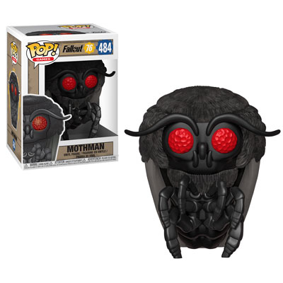Funko POP Games: Fallout 76 - Mothman