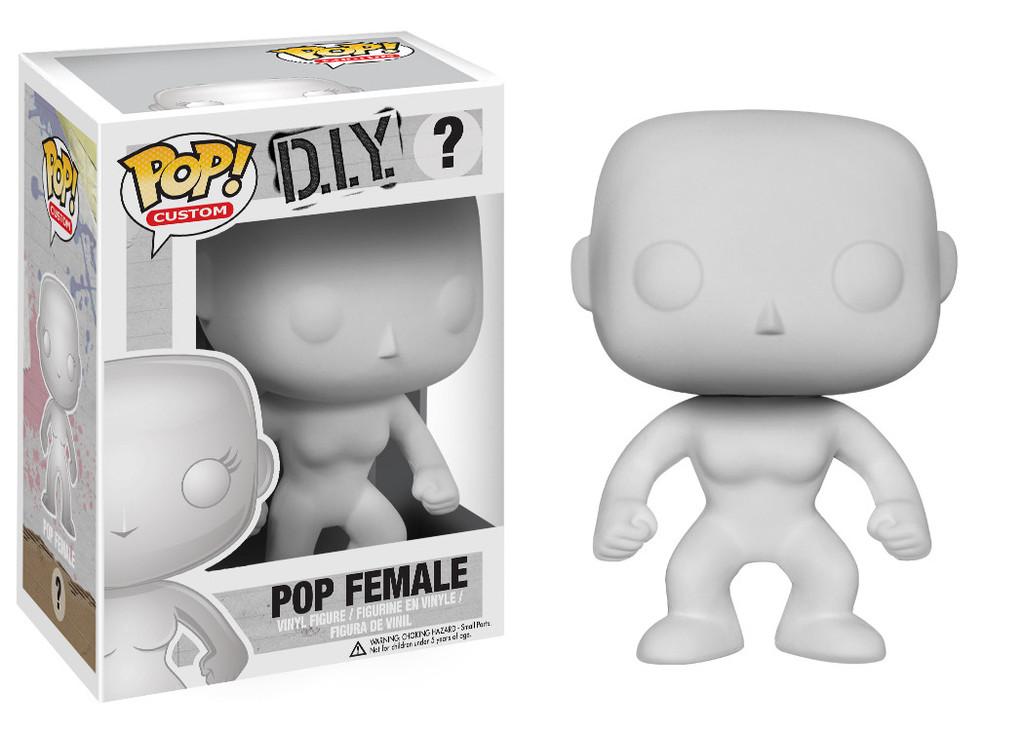 Funko POP: Do It Yourself - Female