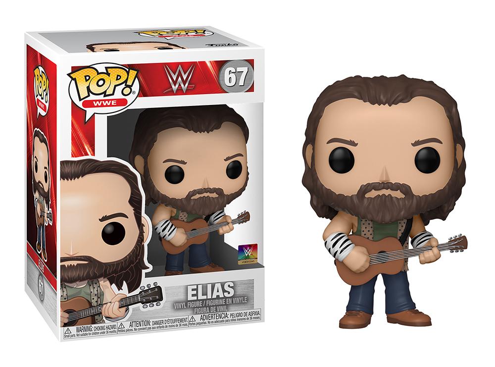 Funko POP WWE: Elias (w/ guitar)