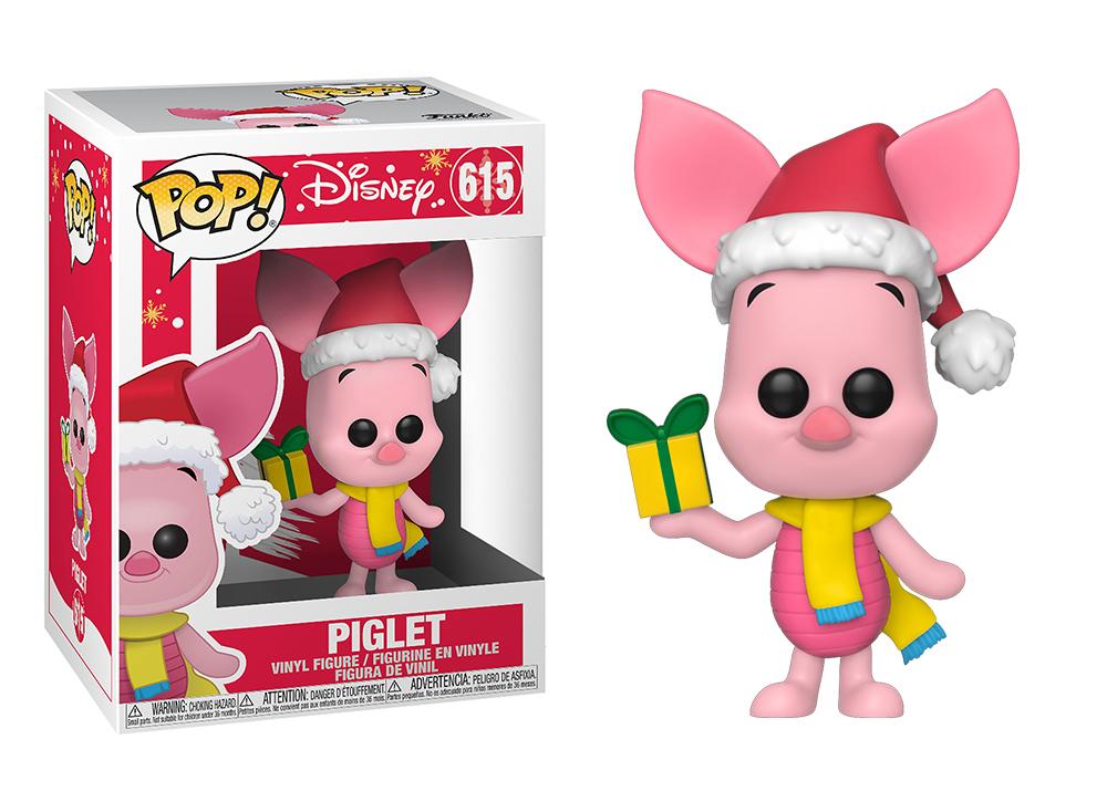 Funko POP Disney: Holiday S1 - Piglet