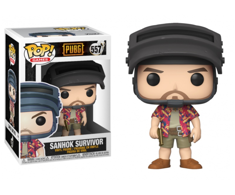 Funko POP Games: PUBG - Hawaiian Shirt Guy