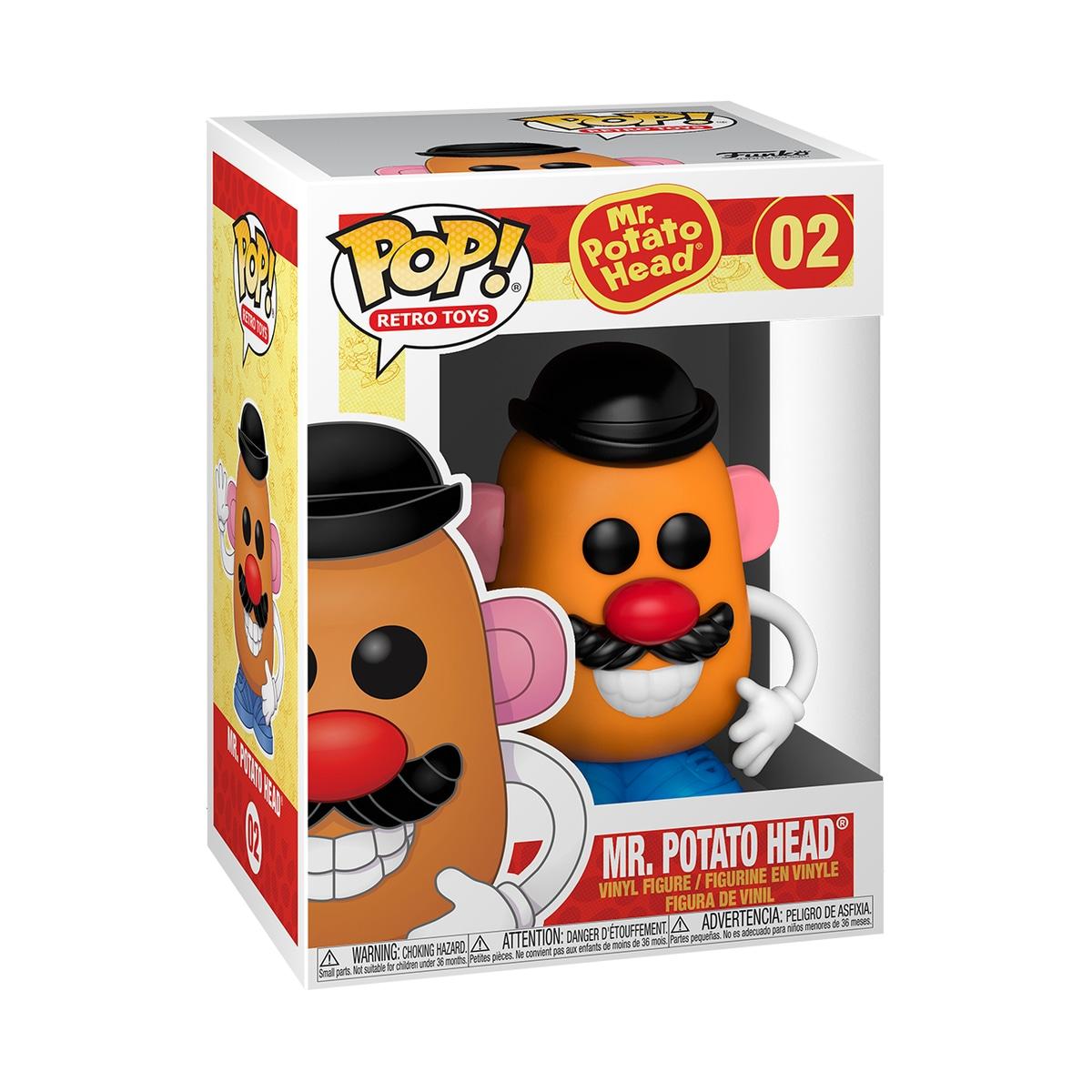 Funko POP RT S1: Hasbro- Mr. Potato Head