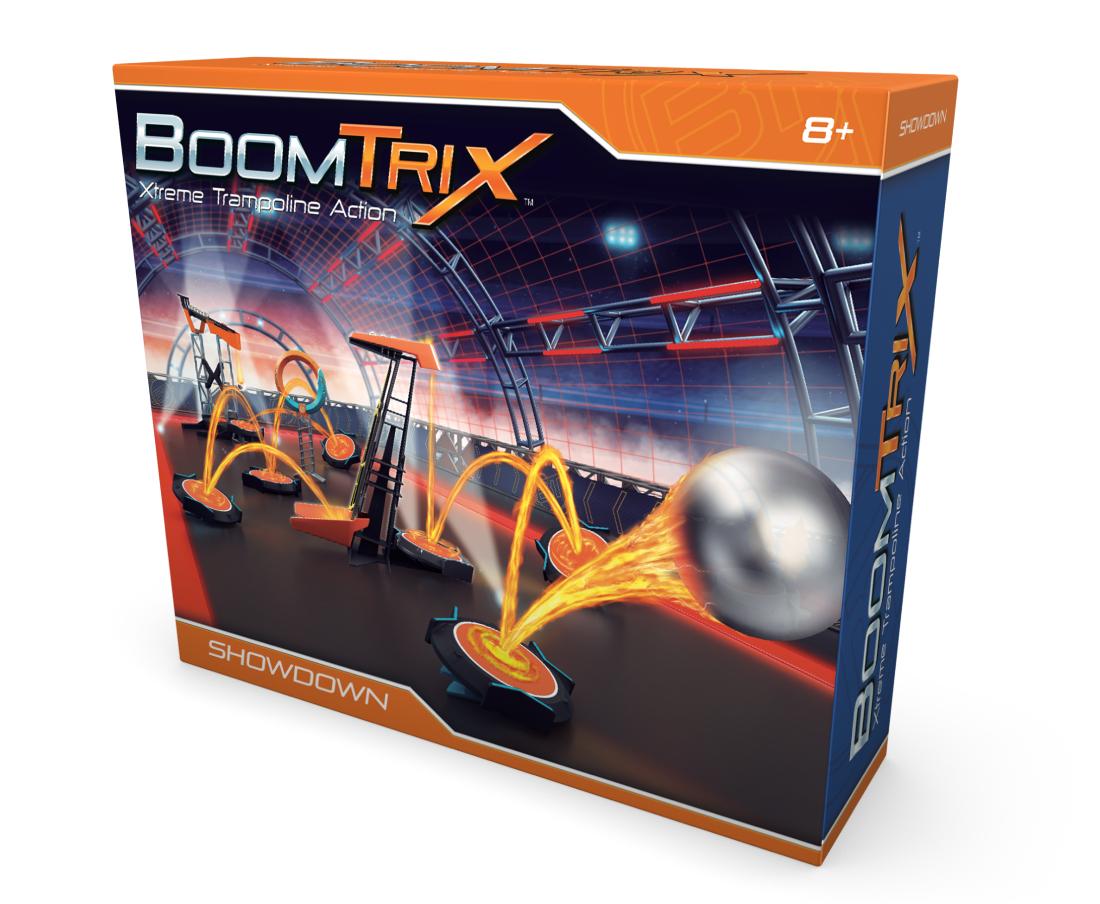BoomTrix: Showdown
