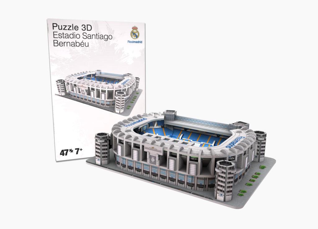 Nanostad MINI: Santiago Bernabeu (Real Madrid) / MINI