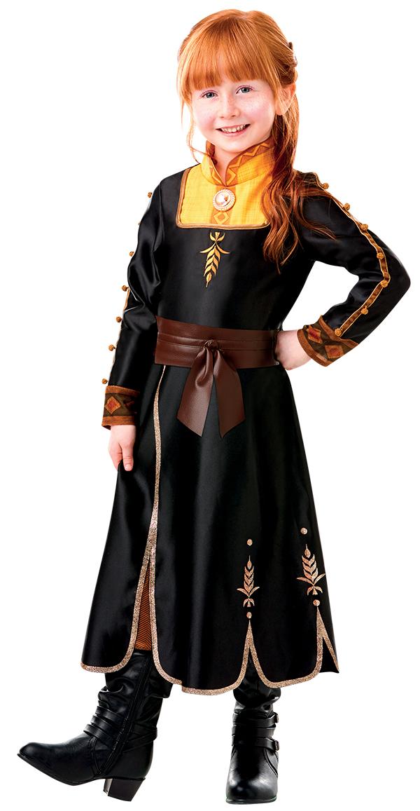 Frozen 2: ANNA - PREMIUM kostým - vel. M