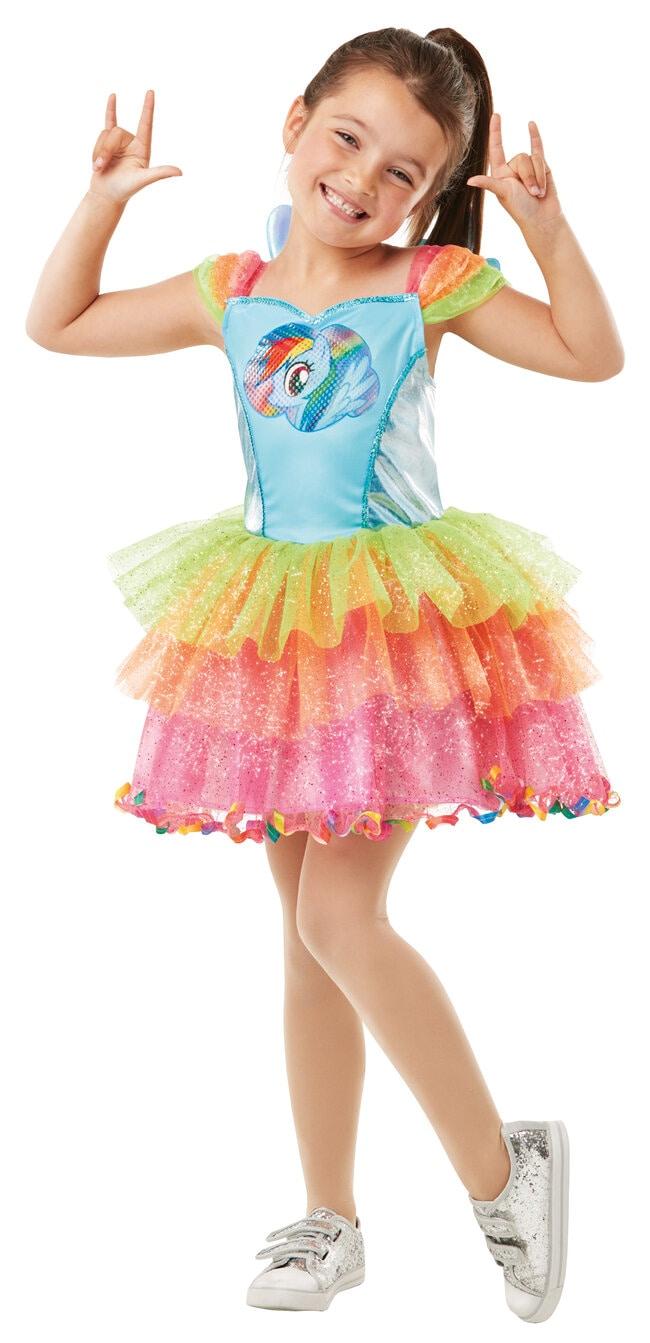 My Little Pony: Rainbow Dash - Deluxe kostým - vel.S